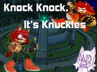 artist:Lord_Scout boom game:sonic_adventure knuckles streamer:imakuni // 1397x1045 // 1.5MB