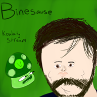 ;) quality streamer:vinny vinesauce // 500x500 // 213.7KB