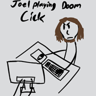animated artist:ironwaffled game:doom_4 streamer:joel // 400x400 // 57.7KB