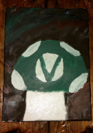 artist:jascii painting photo vineshroom // 500x709 // 266.7KB
