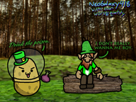 artist:neogalaxy418 corruptions dwarf photo streamer:darren text texture tree // 728x546 // 564.2KB
