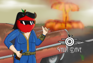 apple_dave artist:crymsonwrench game:fallout_4 nuke parody rad streamer:vinny // 1670x1143 // 1.9MB