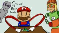 artist:AStickInTheMud chat game:paper_mario_the_origami_king mario min_min streamer:vinny // 1920x1080 // 699.3KB