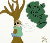 artist:mommamindfang streamer:vinny tree // 700x600 // 537.3KB