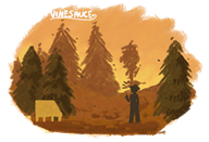 artist:mcsiggy game:firewatch vinesauce // 1538x1050 // 1.7MB
