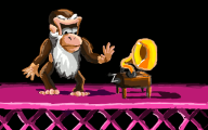 animated artist:lizzaroro corruptions cranky_kong donkey_kong game:donkey_kong_country streamer:vinny super_nintendo // 640x400 // 1.3MB