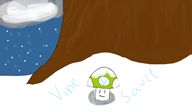artist:samekoftheworld snow streamer:vinny vinesauce vineshroom // 1024x600 // 247.0KB