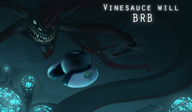 artist:squeakymuffin brb game:subnautica reaper scary streamer:vinny vinesauce // 864x504 // 196.1KB