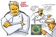 artist:awd game:the_legend_of_zelda_breath_of_the_wild gordon_ramsay goron nintendo streamer:vinny switch vinesauce // 1200x787 // 149.6KB
