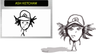 artist:diskful ash_ketchum drawing_with_vinny game_and_wario // 800x442 // 119.9KB