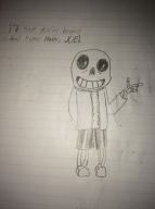 bad_time game:undertale genocide sans streamer:joel // 1837x2450 // 983.6KB