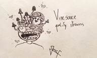 artist:juliusmcfrench doodle vinedisease vinesauce vineshroom // 1000x600 // 186.0KB