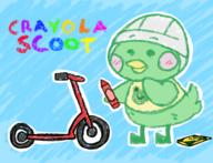 artist:Zorakas game:Crayola_Scoot scoot streamer:vinny // 494x377 // 228.7KB