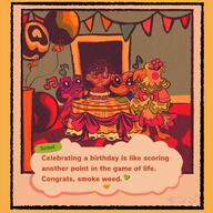artist:roswellrat birthday celia diva game:animal_crossing_new_horizons scoot streamer:vinny // 2048x2048 // 845.7KB