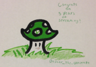 5_years 5th_anniversary anniversary streamer:vinny vinesauce // 1693x1185 // 313.4KB