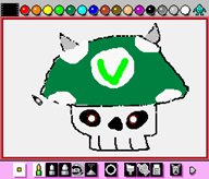 mario_paint streamer:joel vargshroom // 511x438 // 17.6KB