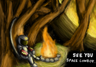 artist:axeldawg game:outer_wilds streamer:joel // 1000x700 // 378.4KB