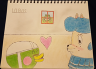 artist:lobos_senpai cyrus game:animal_crossing scoot streamer:vinny // 2500x1814 // 1.2MB