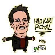 Phil_Spencer artist:TheBestKindOfStupid e3 halo streamer:joel // 500x500 // 82.2KB