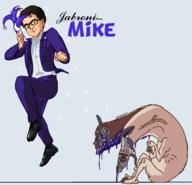 Jabroni_Mike artist:Cryomancer m6000w mike streamer:vinny // 1350x1300 // 110.0KB