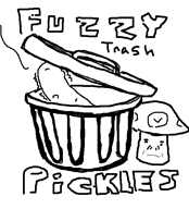fuzzy_pickles game:earthbound streamer:vinny trash_pickle vinesauce // 520x572 // 34.0KB