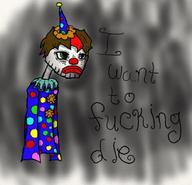 artist:Serene_Siren binyot clown game:killing_floor_2 streamer:vinny // 666x643 // 94.0KB