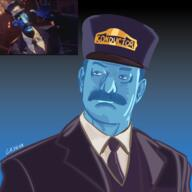Polar_Express artist:Cryena dreams streamer:vinny tom_hanks // 2500x2500 // 1.9MB