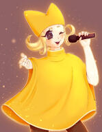 artist:murphm game:paper_mario_the_origami_king olivia streamer:vinny // 1110x1432 // 250.5KB