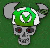 artist:Victory_Vikings streamer:joel vineshroom vineskull // 1046x1018 // 702.8KB
