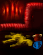 artist:raditsys conker game:conker's_bad_fur_day piss streamer:vinny vinesauce wtf // 850x1100 // 488.2KB