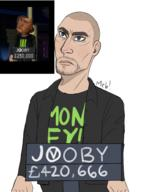 artist:mebulas game:who_wants_to_be_a_millionaire streamer:joel // 1600x1932 // 688.4KB