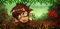 artist:judithan in_the_garden red_vox streamer:vinny vinesauce // 1000x496 // 654.2KB