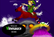 brb epona game:majora's_mask link moon streamer:vinny vinesauce // 1300x903 // 813.4KB