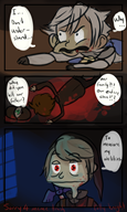 artist:follyknight edgelord game:super_smash_bros_4 streamer:vinny vinesauce // 600x1000 // 346.6KB