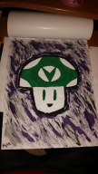 acrylic paint streamer:vinny vineshroom // 576x1024 // 95.4KB