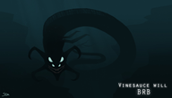 artist:squeakymuffin brb game:subnautica reaper streamer:vinny vinesauce // 1500x862 // 71.5KB