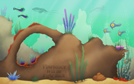 artist:8bitbeetle brb game:subnautica streamer:vinny // 1280x800 // 1.3MB