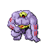 blind_pokemon game:pokemon machoke pixel pixel_art sprite streamer:joel // 1917x1917 // 68.6KB