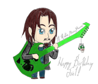 artist:ascendantmanes chibi happy_birthday scythelord streamer:joel // 643x556 // 295.3KB