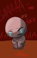 bad_art corruptions game:binding_of_isaac isaac streamer:vinny // 900x1400 // 95.6KB
