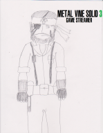artist:headbodymaster game:metal_gear_solid_3 naked_snake streamer:vinny // 1275x1635 // 4.1MB