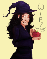 artist:butternutsquash game:tomodachi_life streamer:vinny wip witch // 600x750 // 40.3KB