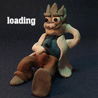 animated artist:Saxamuhphumpet clay loading streamer:vinny // 250x250 // 199.3KB
