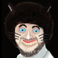 artist:Temp_user bob_ross game:russian_paint mspaint scary streamer:joel // 500x500 // 71.2KB