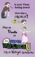 Super_Crown Vinette artist:brandanvh game:new_super_mario_bros._U_Deluxe streamer:vinny // 1200x1919 // 507.9KB