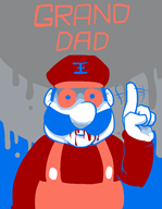 artist:mspaynt bootleg grand_dad streamer:joel // 700x900 // 20.6KB