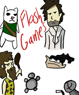 artist:maddie_kay flash_games streamer:revscarecrow // 800x960 // 108.1KB
