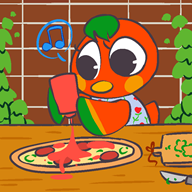 artist:spoopydood game:animal_crossing ketchup pizza streamer:vinny // 700x700 // 42.4KB