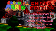 castle chaos_edition clouds crown game:super_mario_64 mario princess sky stars streamer:vinny super_mario vinesauce // 1920x1080 // 1.8MB