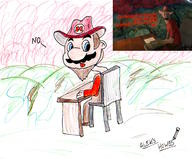 artist:Indy_Film_Productions character:mario game:The_Norwood_Suite hotel_mario streamer:vinny // 1920x1593 // 605.7KB
